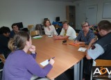 1. kurz ve spolupráci s organizací Rytmus