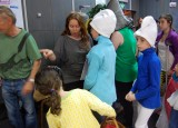 Bambiriáda Tábor: Předpremiéra tanečního představení Sen malého děvčátka