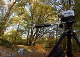 Z natáčení v botanické zahradě (24. – 25. 10. 2015)| Tábor
