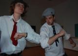 Poslední zkouška tanečních kreací