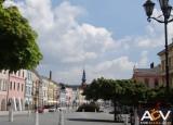 Procházka městem Svitavy