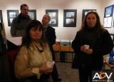 Vernisáž výstavy fotografií na téma Zimní nálada, Tábor
