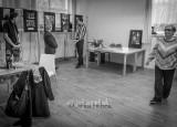 Vernisáž výstavy Ledeč - jak nás viděl profík Jiří Hrbek