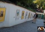 Vernisáž výstavy Střepy a střípky (Garden Café Taussig)