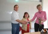 FOTOGALERIE 2012 | MEDIÁLNÍ SEMINÁŘ PRO STUDENTY OAEL, TS VEČERNICE