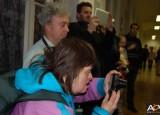 FOTOGALERIE 2013 | INSTALACE FILMOVÝCH REKVIZIT VE VEŘEJNÉM PROSTORU